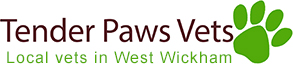 tenderpaws vets logo